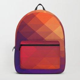Triangular Geometry Alpha Backpack