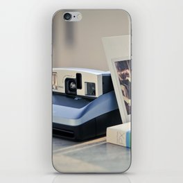 Never Ending Polaroid iPhone Skin