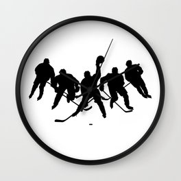 #TheJumpmanSeries, The Mighty Ducks Wall Clock
