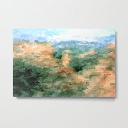 moutain uplands Metal Print