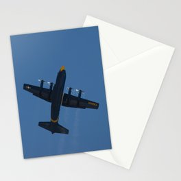 Fat Albert Prop Vortices Stationery Cards