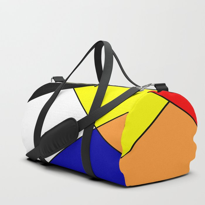 Mondrian #18 Duffle Bag