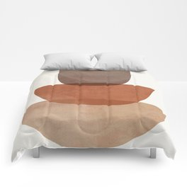 Abstract Shapes 18 Comforters