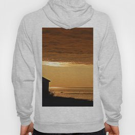 Heavy Clouds by the Sea Hoody