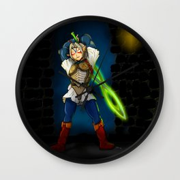 A Link to the Oni Wall Clock