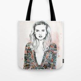 Perrie Tote Bag