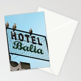 Hotel Stationery Cards