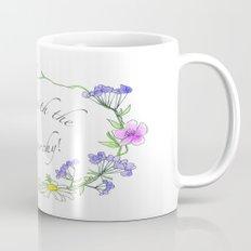 Down with the patriarchy! Mug