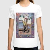 sandman T-shirts featuring Delirium  by Cats. Comics. Curves.