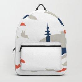 Gathering Birds (Home) Backpack