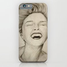 laughing girl Slim Case iPhone 6s