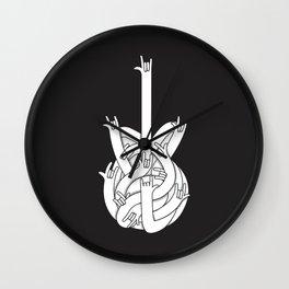 Cornuta Wall Clock