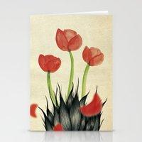 kenzo Stationery Cards featuring Eau de i; Kenzo Flower by Fhil Navarro