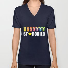 StarChild Unisex V-Neck