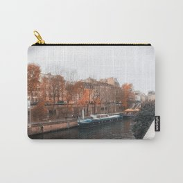 Paris In Fall Carry-All Pouch