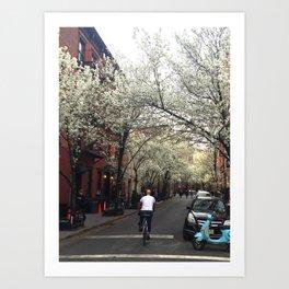 West Village I Art Print