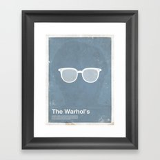 Framework - The Warhol's Framed Art Print