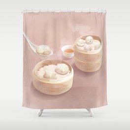 Bao Shower Curtain