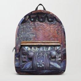Venetian Door Knocker Backpack