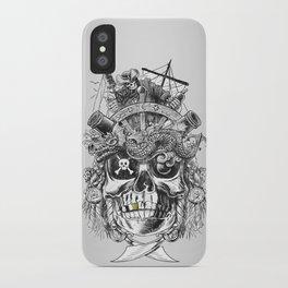 No Quarter iPhone Case