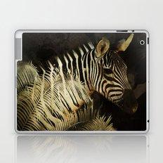 The Zebra Laptop & iPad Skin