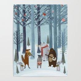 nature symphony Poster