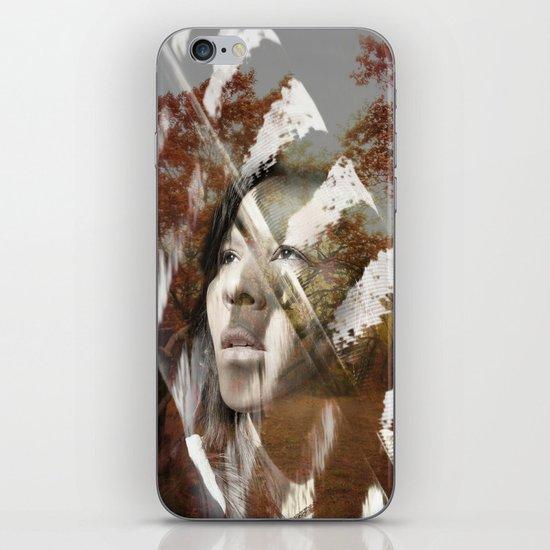 Earth Citizen iPhone & iPod Skin