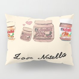 Nutella-324 Pillow Sham