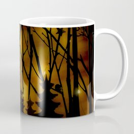 Woodland Scene. Coffee Mug