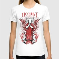 occult T-shirts featuring Occult by Tshirt-Factory