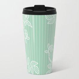 SPRING IN GREEN Travel Mug