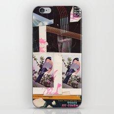 SPRHRS iPhone & iPod Skin