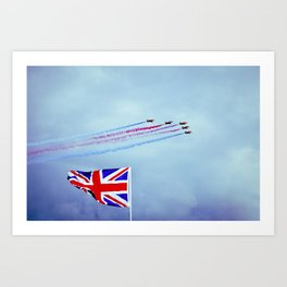Armed Forces Day Art Print