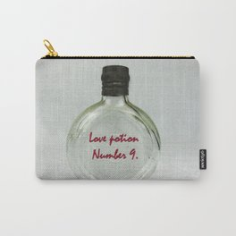 Love Potion bottle image  Carry-All Pouch
