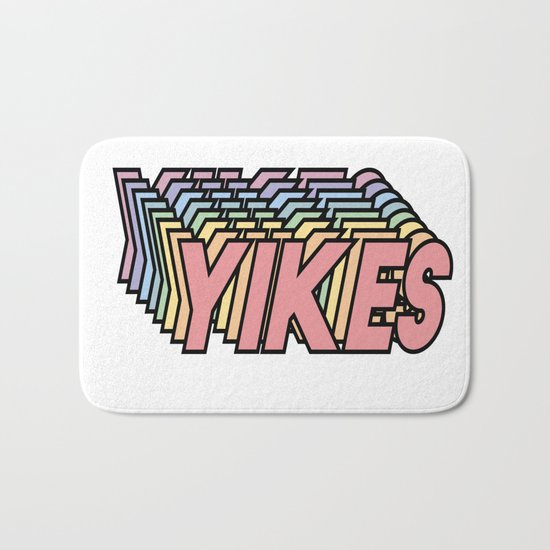 YIKES Bath Mat