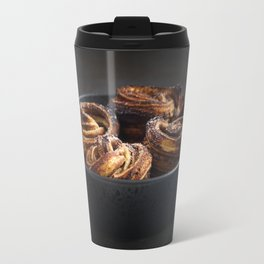 Fresh baked cruffins Travel Mug