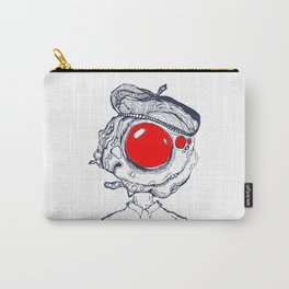 Omelet Head Carry-All Pouch