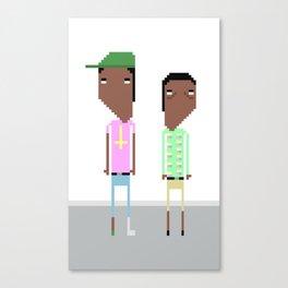 EarlWolf Canvas Print