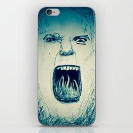Rally Cry. iPhone Skin