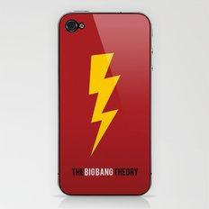 The Big Bang Theory - Minimalist iPhone & iPod Skin