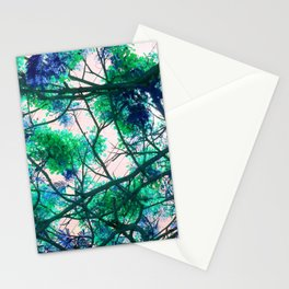 Fantasy nature by Lika Ramati Stationery Cards