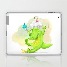 Slippery gator Laptop & iPad Skin