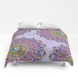 Lavender Mandala Comforters