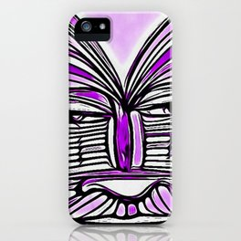 Flashers of Purple iPhone Case