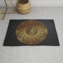 -A27- Original Heritage Moroccan Islamic Geometric Artwork. Rug