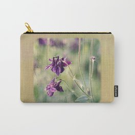 purple summer Carry-All Pouch