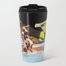 HER KIND Anne Sexton quote #2 Metal Travel Mug