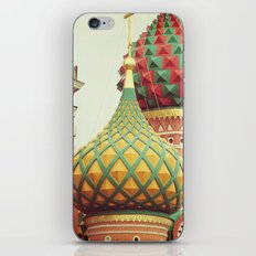 Russian Onion Domes iPhone & iPod Skin