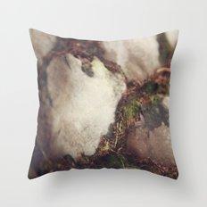 La Palmera Throw Pillow