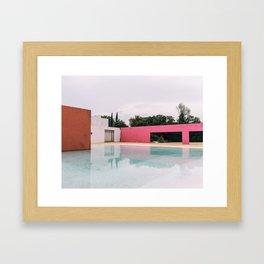 Barragan Pink Framed Art Print